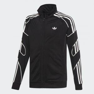 Олимпийка Flamestrike Originals adidas. Цвет: черный