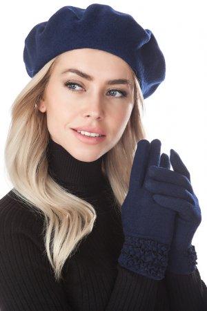 Комплект: берет, перчатки Tonak. Цвет: мультицвет