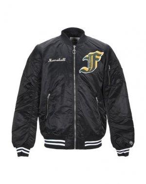 Куртка FRANKLIN & MARSHALL. Цвет: черный
