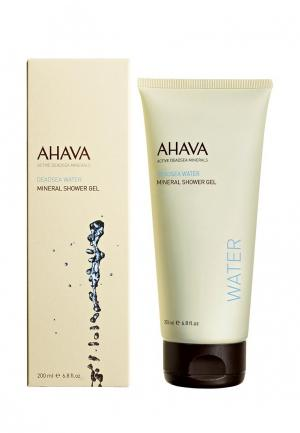 Гель для душа Ahava Deadsea Water Минеральный, 200 мл