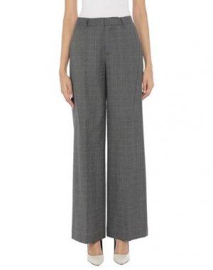 Повседневные брюки A.F.VANDEVORST. Цвет: серый