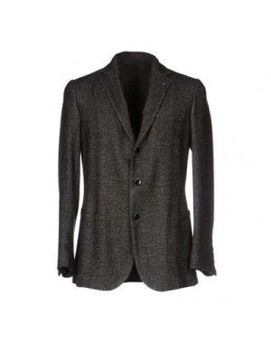 Пиджак RODA. Цвет: свинцово-серый