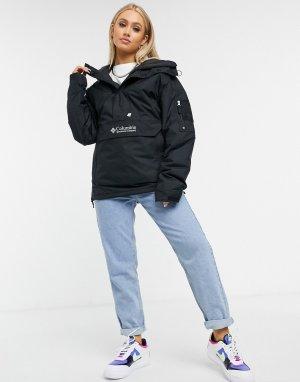 Черная куртка Challenger-Черный Columbia