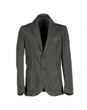 Пиджак BOMBOOGIE. Цвет: темно-зеленый