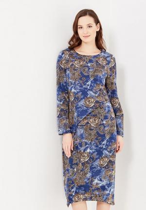 Платье MadaM T. Цвет: голубой