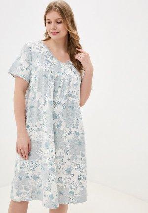 Платье домашнее Hays. Цвет: серый