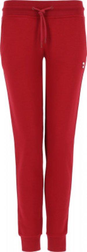 Брюки женские , размер 44 FILA. Цвет: красный