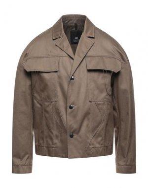 Пиджак TOM REBL. Цвет: хаки