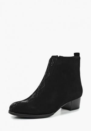Ботинки Berkonty. Цвет: черный