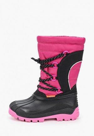 Сапоги Demar. Цвет: розовый