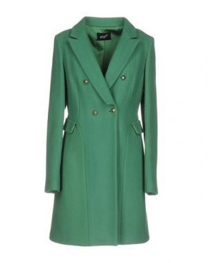 Пальто G.SEL. Цвет: зеленый