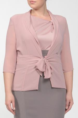 Болеро-майка Elena Miro. Цвет: светло-розовый