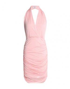 Короткое платье BAILEY 44. Цвет: розовый