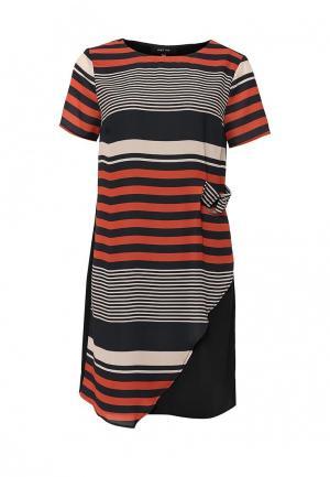 Платье LOST INK LO019EWHEL81. Цвет: мультиколор