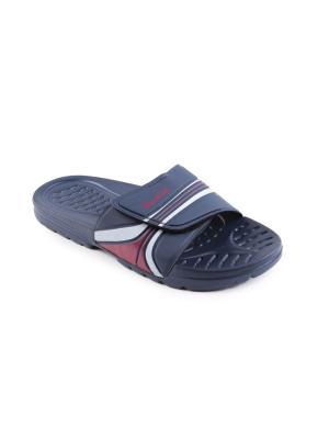 Шлепанцы Dream Feet. Цвет: синий