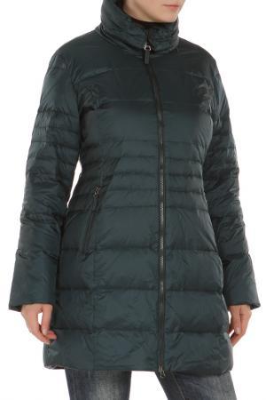 Куртка Loft. Цвет: зеленый