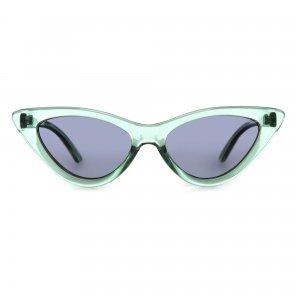 Солнцезащитные очки Karina Rozunko VANS. Цвет: мятный