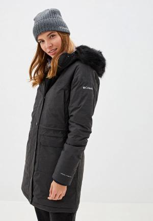 Парка Columbia Hawks Prairie™ II Jacket. Цвет: черный