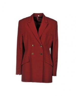 Пиджак COSTUME NATIONAL. Цвет: красно-коричневый