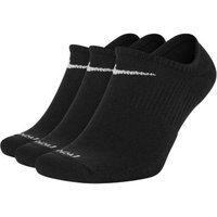 Короткие носки для тренинга Everyday Plus Cushioned (3 пары) Nike
