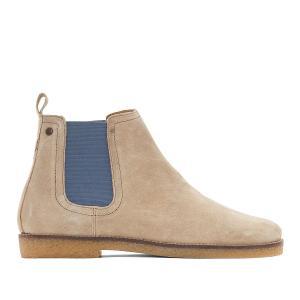 Ботинки кожаные Ferdinand BASE LONDON. Цвет: серо-коричневый