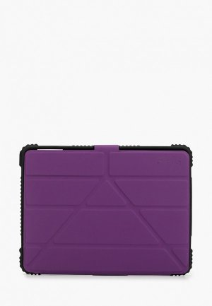 Чехол для iPad Capdase Противоударный BUMPER FOLIO Flip Case Apple 9.7 (2017)/iPad (2018). Цвет: фиолетовый