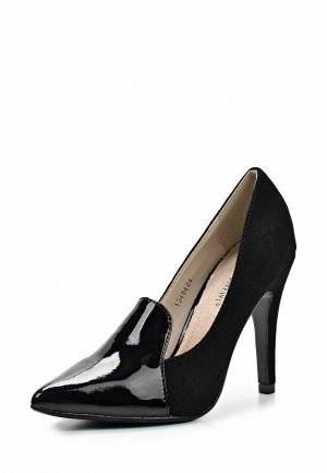 Лоферы Friis & Company FR004AWKL519. Цвет: черный