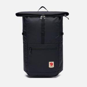Рюкзак High Coast Foldsack 24 Fjallraven. Цвет: чёрный