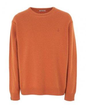Свитер BRAMANTE. Цвет: оранжевый