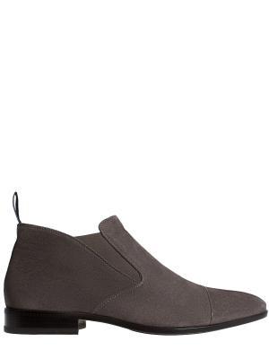 Ботинки Alberto Guardiani. Цвет: серый