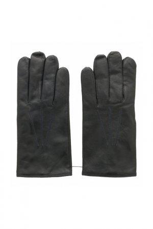 Перчатки Paul Smith. Цвет: черный