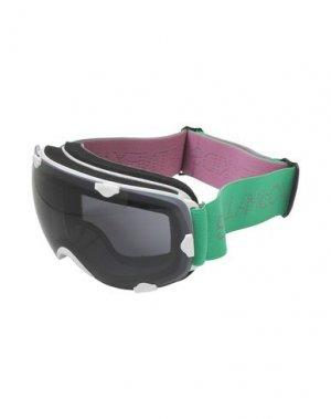 Солнечные очки STELLA McCARTNEY KIDS. Цвет: зеленый