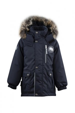 Куртка SNOW KERRY. Цвет: антрацитовый