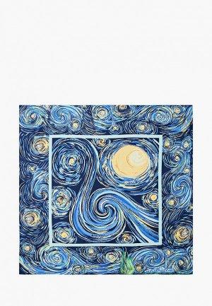 Платок Freywille Hommage a Vincent Van Gogh. Цвет: разноцветный