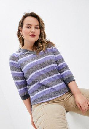 Пуловер Miata. Цвет: разноцветный
