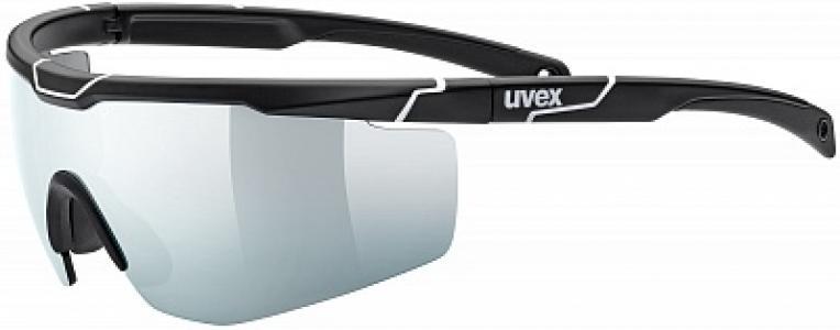 Солнцезащитные очки Sportstyle 117 Uvex. Цвет: черный