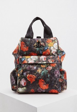 Рюкзак Vivienne Westwood. Цвет: разноцветный