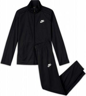 Костюм для мальчиков Sportswear, размер 128-137 Nike. Цвет: черный