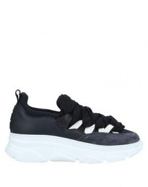 Низкие кеды и кроссовки 181. Цвет: черный