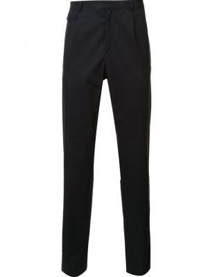 Классические брюки A.P.C.. Цвет: чёрный