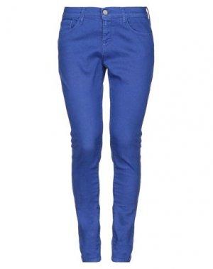 Джинсовые брюки # 7.24. Цвет: ярко-синий