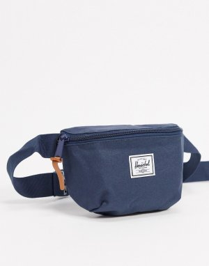 Темно-синяя сумка-кошелек на пояс -Темно-синий Herschel Supply Co