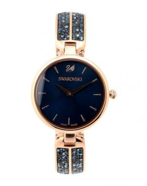 Наручные часы SWAROVSKI. Цвет: темно-синий