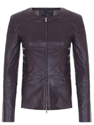 Куртка кожаная STOULS