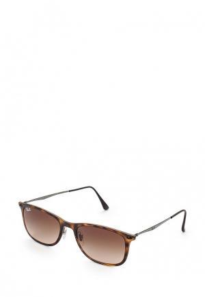 Очки солнцезащитные Ray-Ban® RB4225 894/13. Цвет: коричневый