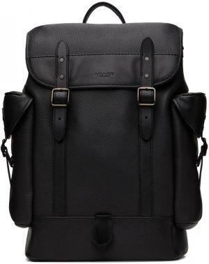 Black Hitch Backpack Coach 1941. Цвет: ji/black