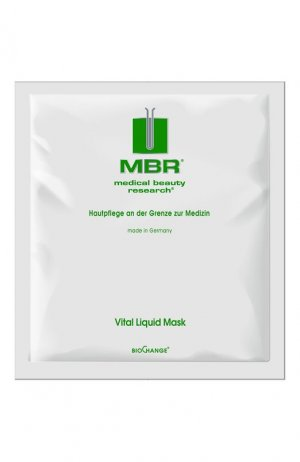 Маска для лица Vital Liquid Mask Medical Beauty Research. Цвет: бесцветный