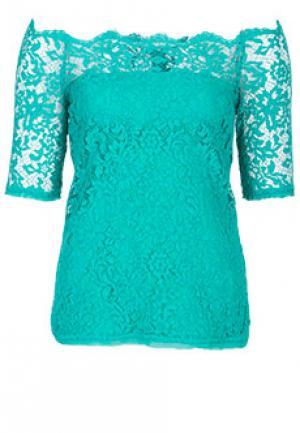 Блуза DEXTERIOR D'EXTERIOR. Цвет: зеленый