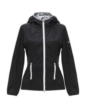 Куртка REFRIGUE. Цвет: черный