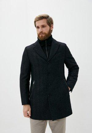 Пальто Al Franco ALFNNW1CO12. Цвет: черный